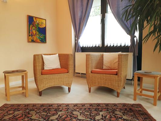Paartherapie Zimmer Praxis Linez
